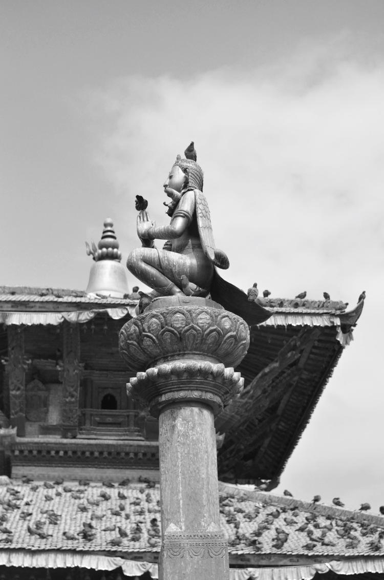 Tempel in Kathmandu