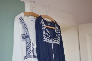 Kleid von Mango und GAP