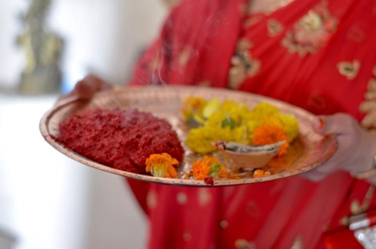 Nepal Hochzeit