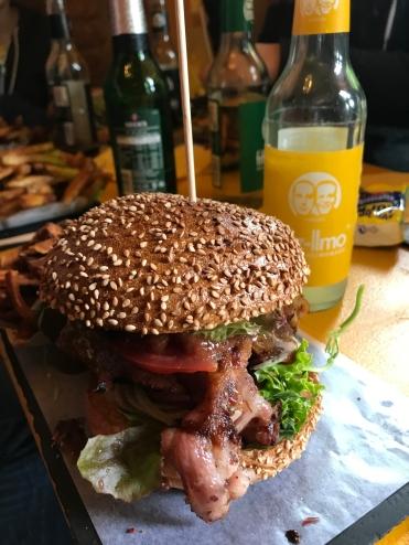 Yellow Burger Manufaktur
